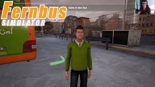Fernbus Simulator #02 - Polizeikontrolle und