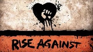 Hero of War - Rise Against (cover live at Los Altos High Gym)