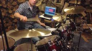 Hope - John Tibbs - LM Drum Cover