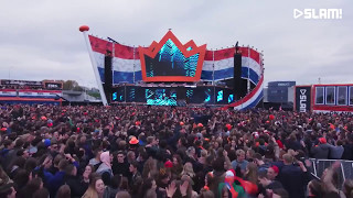 Da Tweekaz en SLAM! Koningsdag 2017 (Shape Of You Mashup)