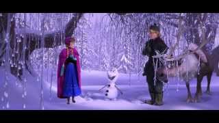 Frozen Officiële Trailer | Disney | Full HD 1080p | NL gesproken Dutch