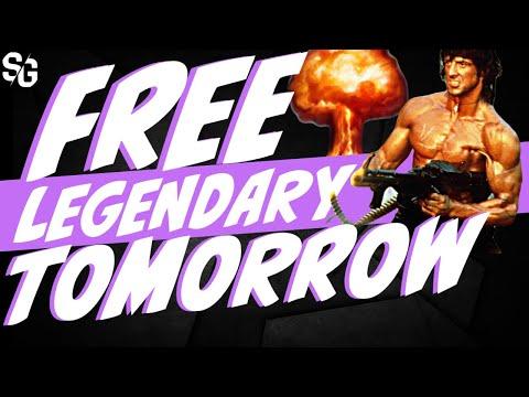 Get a lego FREE! New event tomorrow! Raid Shadow Legends