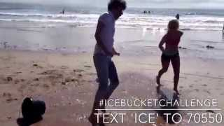 My Ice Bucket Challenge featuring Step Up and a bit of Flashdance.