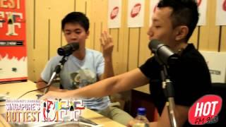 Singapore's Hottest BFF: Week 2 (Thomas & Gideon)