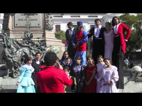 Ecuador Quito Travel エクアドルキト観光ツアー