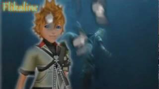 Kingdom Hearts - Sora x Namine, Ventus x Snow White, Zack x Aqua & Roxas x Xion - I Miss You