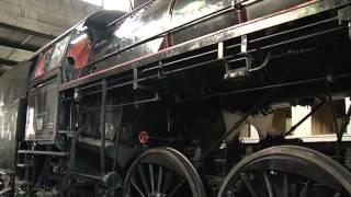 10.5.2013 - Opravy parní lokomotivy 475.111