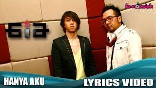 GIA - Hanya Aku (Official Lyric Video)
