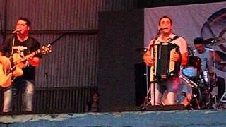 Aran & Ariel no Parque dos Dick na Festa da Imigração 2013 Lajeado RS