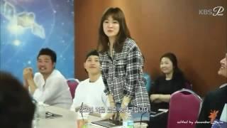 Song Hye Kyo ♡ Song Joong Ki - Beautiful In White - #songsongcouple