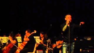 Csordás Tibi - Angelina - Crossover Symphonic Live - Veszprém Hangvilla