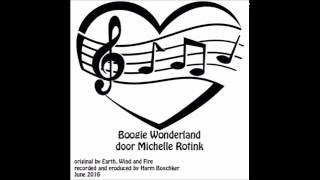 Michelle Rotink -  Boogie Wonderland