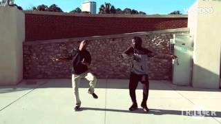 blue ki blast dance(1st)