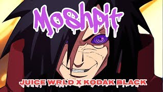 MOSHPIT AMV//Kodak Black and Juice Wrld dying to live | Slim Timmy