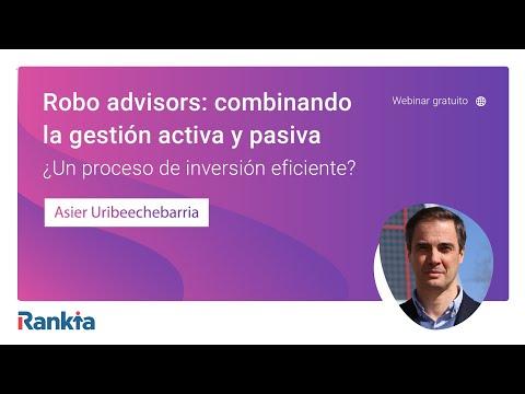 Las últimas tendencias en la inversión en España son el value investing y la gestión pasiva o indexada. ¿Existe un método que combine ambas opciones? Debatimos con Asier Uribeechebarria, CEO y fundador de Finanbest.