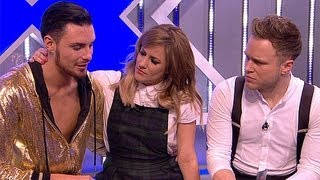 Watch Rylan sob over Ella's elimination! - The Xtra Factor - The X Factor UK 2012