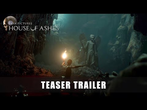 WTFF::: The Dark Pictures Anthology: House Of Ashes Is Coming Next Year
