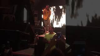 Post Malone- Rockstar (LIVE)