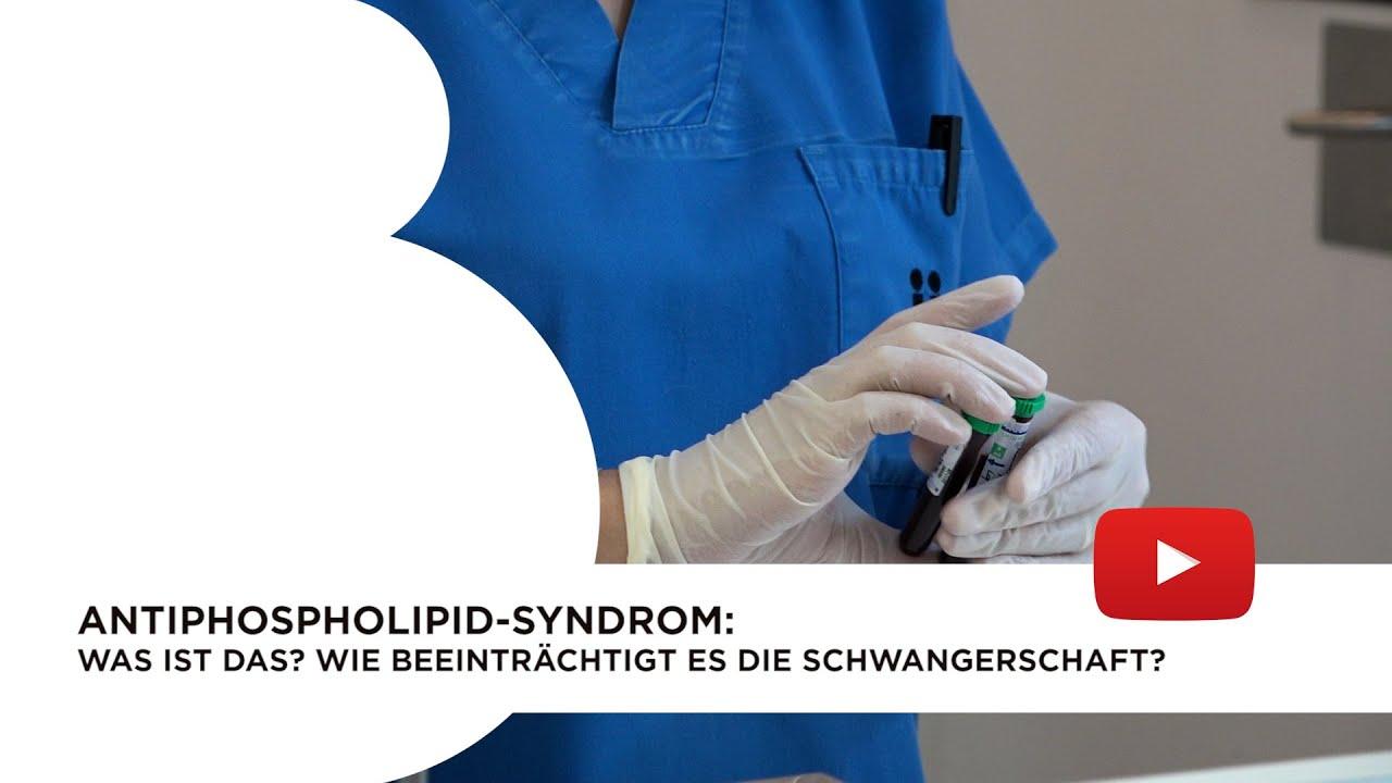 Antiphospholipid-Syndrom: Was ist das? Wie beeinträchtigt es die Schwangerschaft?