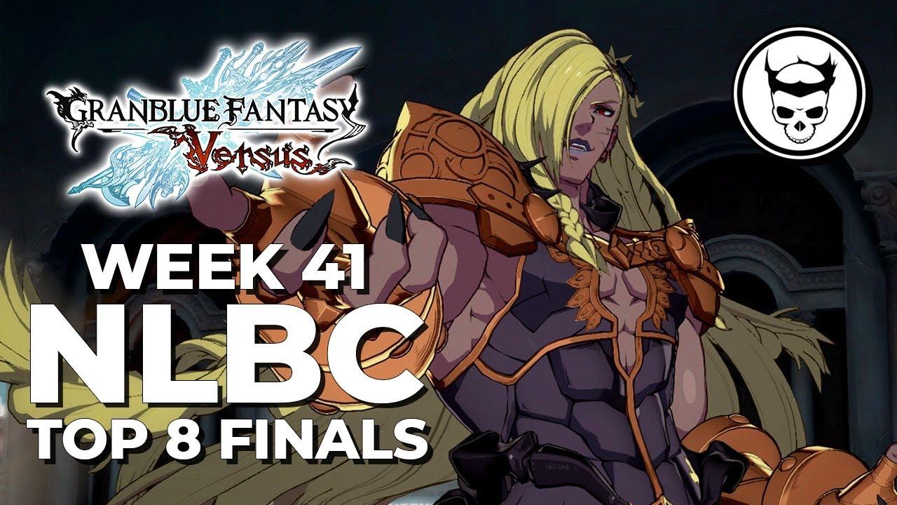Team Spooky - Granblue Fantasy Versus Tournament - Top 8 Finals @ NLBC Online Edition #41