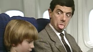 Plane | Mr. Bean Official