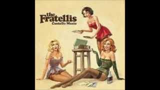 The Fratellis - Creeping Up The Backstairs
