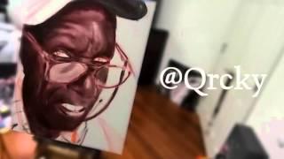 """Time lapse of """"Ah'm a Nigga Man"""""""