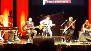 Lee kernaghan live in Adelaide 2015 songs and the stories tour