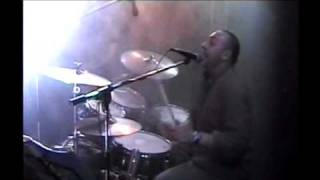 "QUEEN - INVISIBLE MAN - Cover By ""Good Company"" (drums camera)"