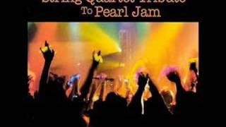 Pearl Jam - Dissident by The String Quartet