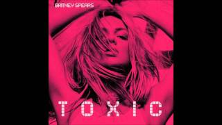 Britney Spears - Toxic (Glee Version) (Instrumental)