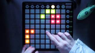 Tetris Hero (Nev Remix) [Launchpad Cover by Nev]