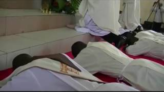 Litany of the saints in Bemba