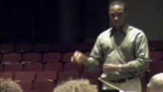 """""""La création du monde"""" by Darius Milhaud - UNO Rehearsal"""