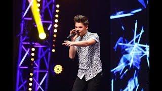 Passenger - Let Her Go. Vezi aici cum cântă Cristian Porcari, în Bootcamp, la X Factor
