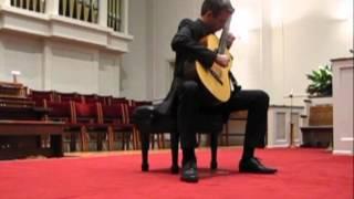 Capriccio no 16 by Niccolò Paganini