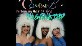 Company B Live Concert Performing Fascinated A Darrin McGillis Production