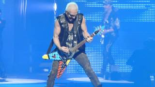 Scorpions - Make It Real @ Palais 12 Brussels 29-11-2014  HD