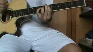 Kami-Sama No Memo Chou ED [Asunaro] Guitar Cover
