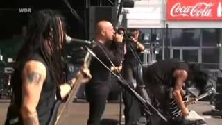 Disturbed - Just Stop Music Video [HD]