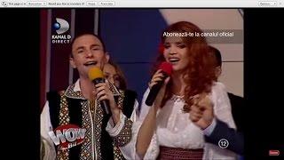 "Ion Paladi și Cristina Spătar - ""Fa Marie cu bariz"" WOW BIZ, Kanal D"
