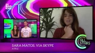 15 10 07 Entrevista Sara Matos