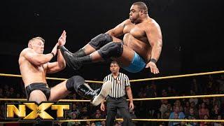 Keith Lee vs. Marcel Barthel: WWE NXT, Aug. 8, 2018 width=