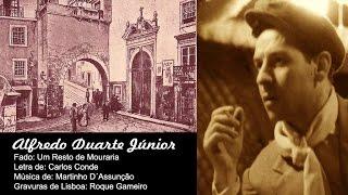 Alfredo Duarte Jr. - Um Resto de Mouraria