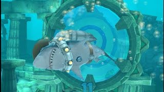 Hungry Shark Evolution | Mysterious Teleport Machine | Big
