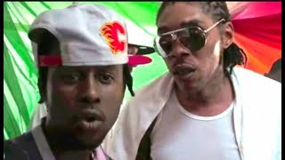 Popcaan Got The Word 1 Go From Vybz Kartel Not Shane E (audio inside)