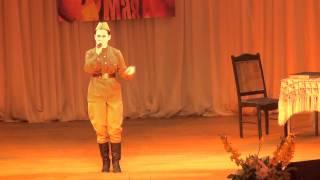 Софья Сугоняева - Когда мы были на войне.mp4