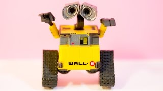 Disney Pixar Wall-e | Fun music video Unboxing | Kids Toys and Collectibles | Disney Collection