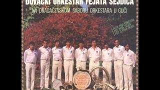 Duvacki Orkestar Fejata Sejdica - Nizamski rastanak - (Audio)