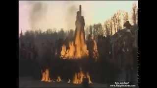 Bondage / beautiful woman burned at the stake (Maciste all inferno) width=